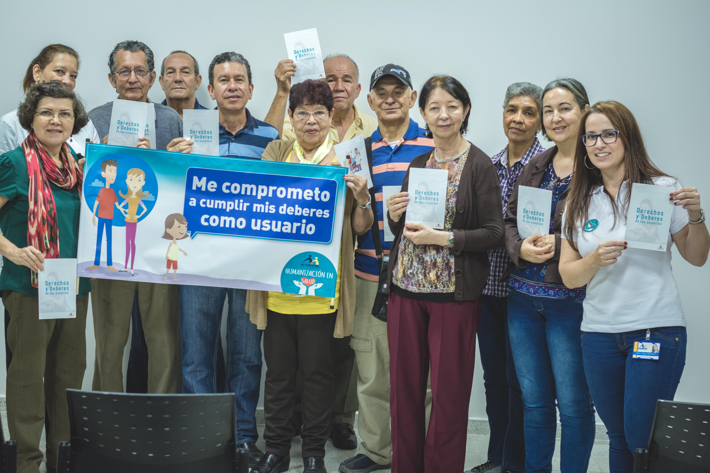 Asociación de usuarios - Humanitas IPS